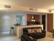 Open plan living space, Apartment to rent in Calahonda