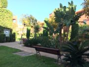 Communal gardens, Cascadas de Las Lomas, Mijas