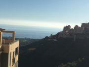 View from Apartment & Mediterranean, Costa del Sol, Spain