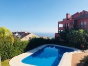 Large Pool with sea view, Costa Del Sol