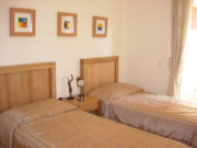 Twin room with on suite, Calahonda, Mijas, Spain