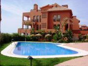 Main swimming pool, Calahonda, Costa del Sol